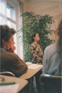 Cours Audio-Vocal au centre Tomatis de Paris avec Dominique Waddell